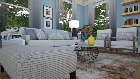 ARTISAN FLOORING template - Living room - by mire roig