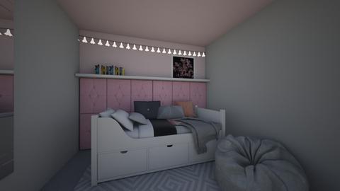 girls room - by craymen