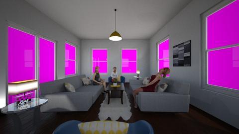 Living Room - Living room - by hannahgrva001
