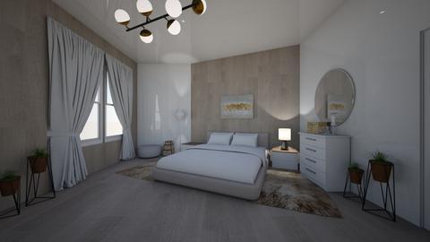 bedroom - by kremenarm99