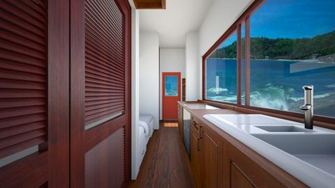 T H O W View 2 - Bedroom - by SammyJPili