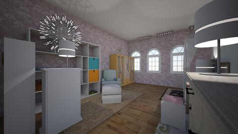 Tennage Girls Room - Modern - Bedroom - by Flamingprincess