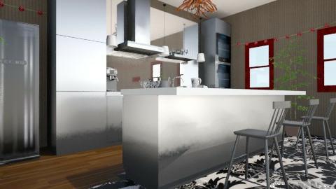 Kitchen - Kitchen - by Juliz7890