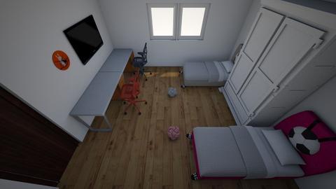 neli - Kids room - by macka0020