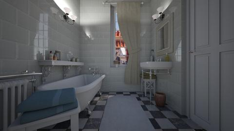 Early 20th century - Classic - Bathroom - by Tuitsi