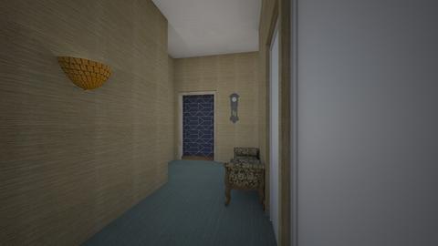 corridor  - by amitmore