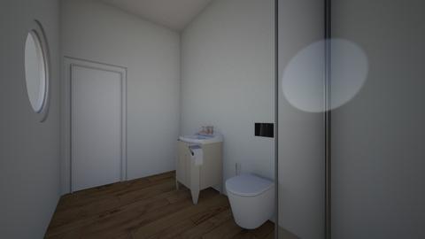 Barn top bedroom - Bathroom - by drumshtumm