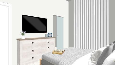 feldman house - Bedroom - by yisca29