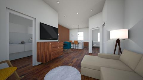 478 President Street - Living room - by lauren_murphy