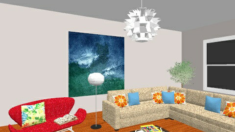 Living Room - Living room - by Andrea I