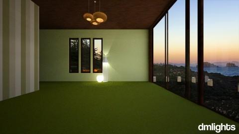 green - Living room - by DMLights-user-1118154