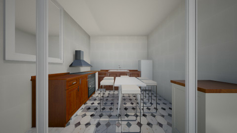 miguel - Country - Kitchen - by gabrielona