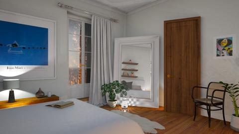 vintern - Bedroom - by siljaj