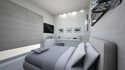 APPTO 7 CAMERA - Bedroom - by simona30784
