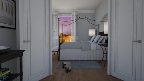 Iron - Bedroom - by Tuija