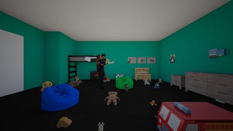 percy room - Kids room - by AntoniaSmith100