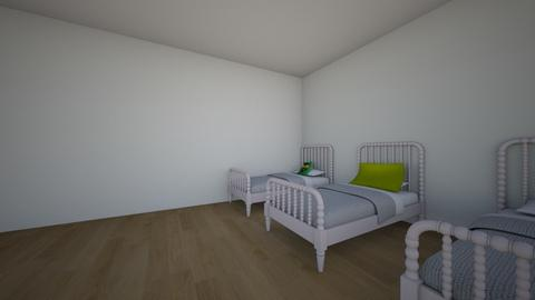 daycare nap room - Kids room - by waltzjordan