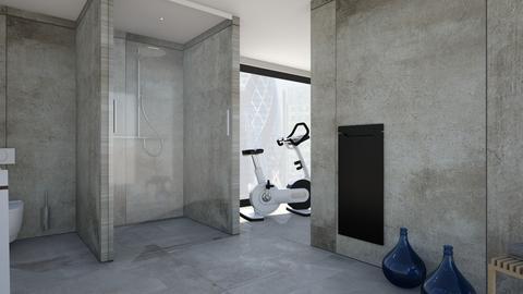 Pure Interior Designer Neu 3 - Bathroom - by Andersen69