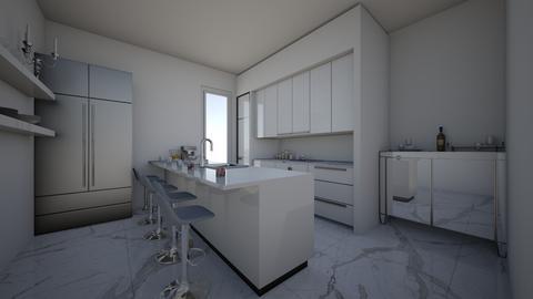 thee fancy big - Modern - Kitchen - by jade1111