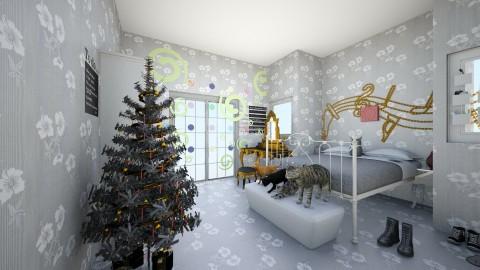 bedroom - Bedroom - by Sedra Star