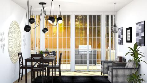 Good Morning - Modern - Dining room - by millerfam