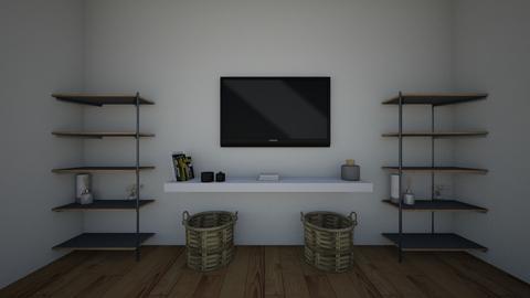 home - Modern - by tess07