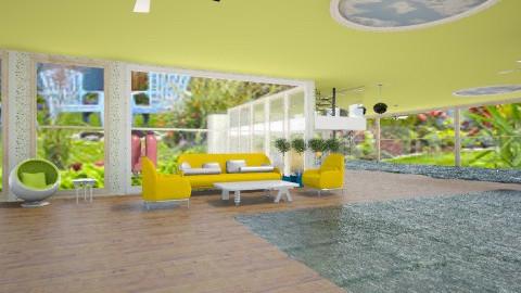 green house - Modern - by meo mai