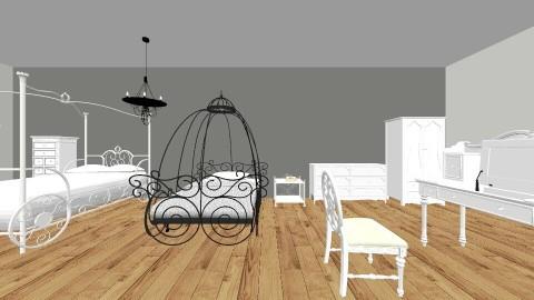 Kids Fire dep Bedroom  - Bedroom - by cadence 16