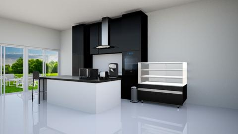 Kitchen - Modern - Kitchen - by acquah101