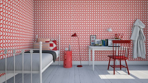 Geometrik - Modern - Bedroom - by Maria Esteves de Oliveira