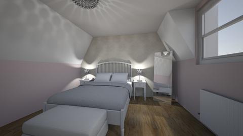 anna szoba szarcsa - Bedroom - by Anna2525
