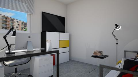 Arbeitszimmer Nadja 1 - Office - by chania
