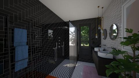 bath - by emokekadar