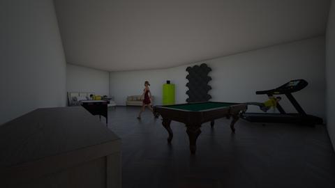 Ma brudda Bertos room - Modern - Bedroom - by YvngTr3yway