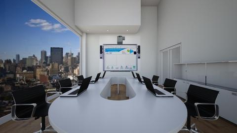 Meeting - Office - by KURNIA NURFADILAH