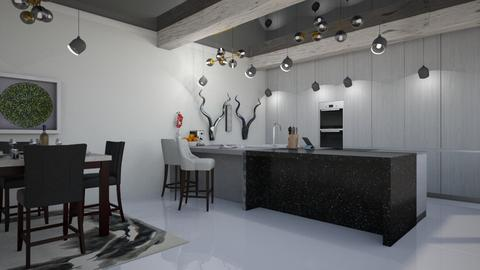 Kitchen - Modern - Kitchen - by Sybrenjo Roemer_946