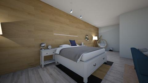 land ho - Minimal - Bedroom - by Ariesbabby