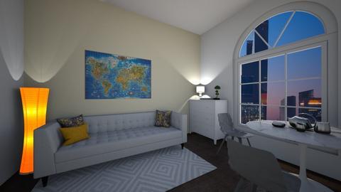 Nature colors - Modern - Living room - by Twerka