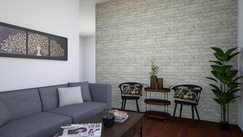 living room serambi - Rustic - Living room - by Liyana San