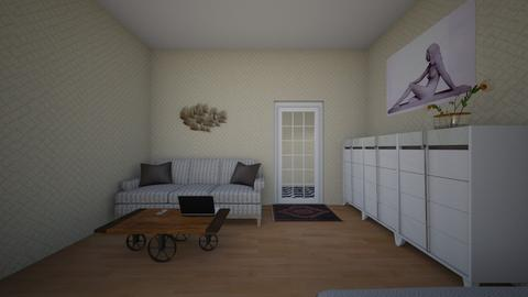 esengul4 - Bedroom - by gizzzzz_