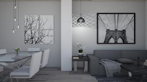 zero - Living room - by Senlisa