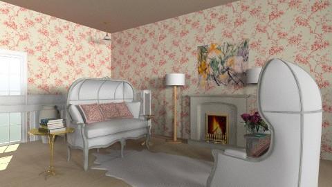 livingroom-1 - Living room - by silvanasilvana