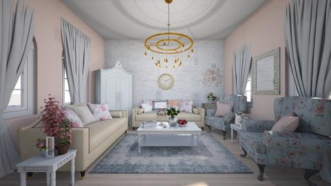 Not to Shabby - Living room - by molly_designs