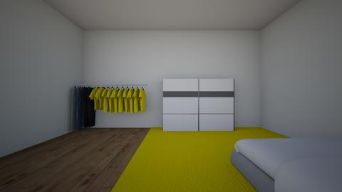 My new room - Modern - by lajtmanica