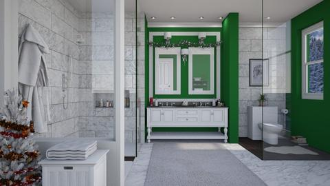Bathroom - Bathroom - by Rin12106