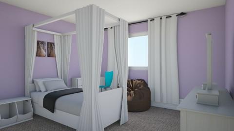 Jayla Room - Modern - Kids room - by kevster90210