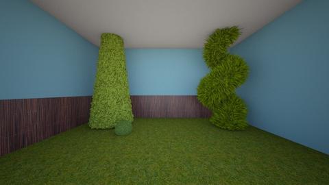 other world - Garden - by gmolina6