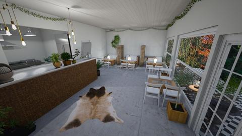 Imaginary Business - Garden - by madiwiggy