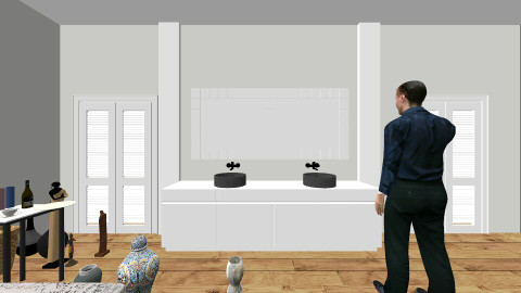 living room CM DESIGNER - by Marques Clelson