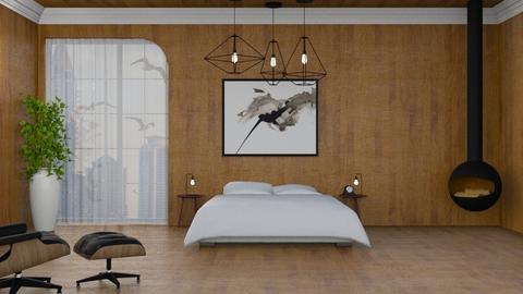 mdbr - Bedroom - by its_eima